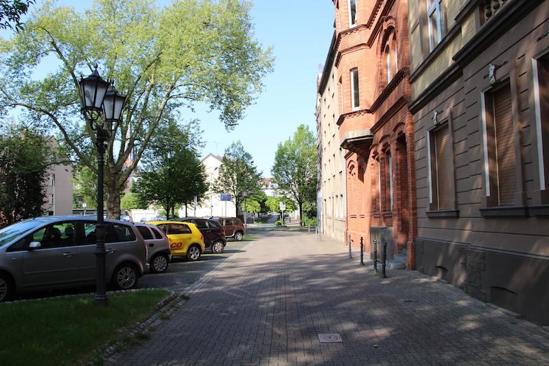 Datei:Heinestraße 1 Thorsten Schmidt 20170514.jpg