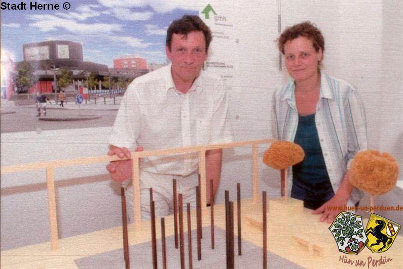 Datei:Olaf Thomas und Martina Muck.jpg