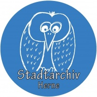 Logo Stadtarchiv