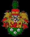 Coat of arms family de Strünkede.png