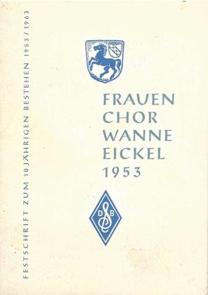 Frauenchor Wanne-Eickel, Festschrift 1963.pdf