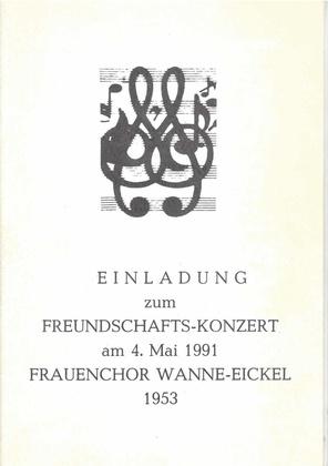 Frauenchor Wanne-Eickel, Festschrift 1991.pdf