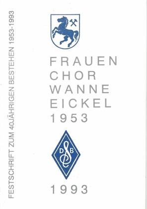 Frauenchor Wanne-Eickel, Festschrift 1993.pdf