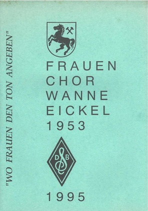 Frauenchor Wanne-Eickel, Festschrift 1995.pdf