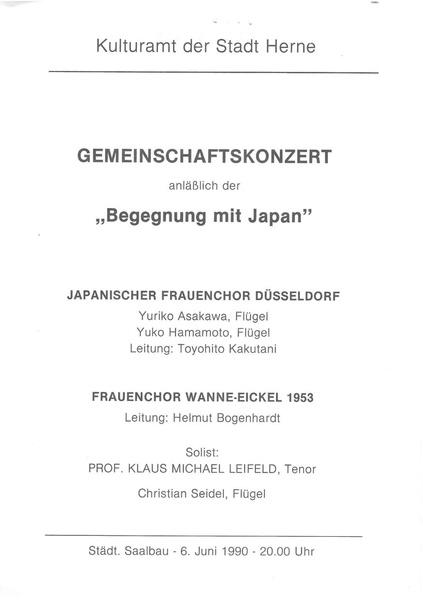 Datei:Frauenchor Wanne-Eickel Konzert - Begegnung mit Japan.pdf
