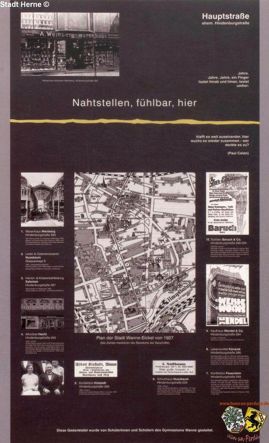 Gedächtnistafel Hauptstraße ehem. Hindenburgstraße.jpg