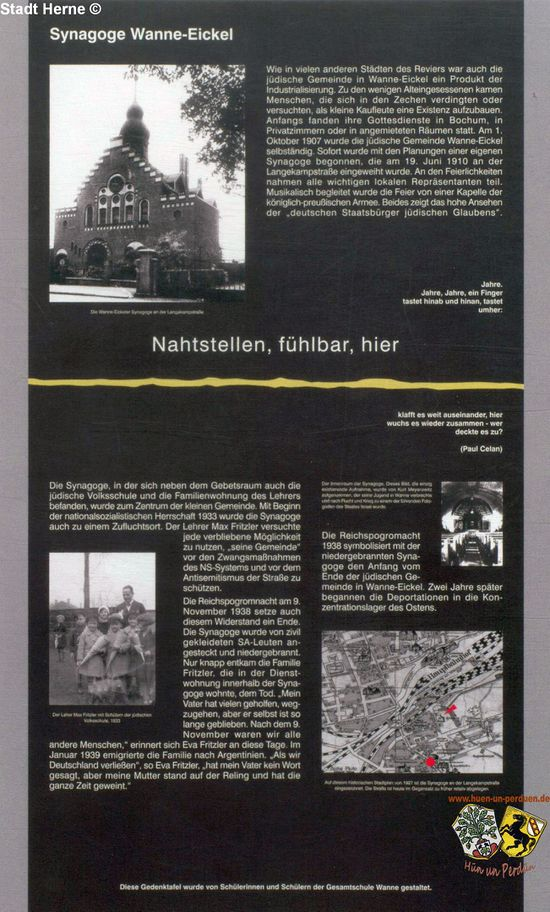 Gedächtnistafel Synagoge Wanne-Eickel.jpg