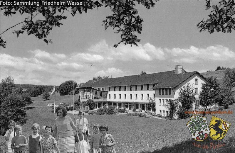 Datei:Hammelbach sw Sammlung Friedhelm Wessel 1960er Jahre.jpg