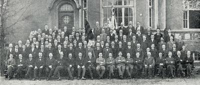 Männerchor Gemütlichkeit 1919.png