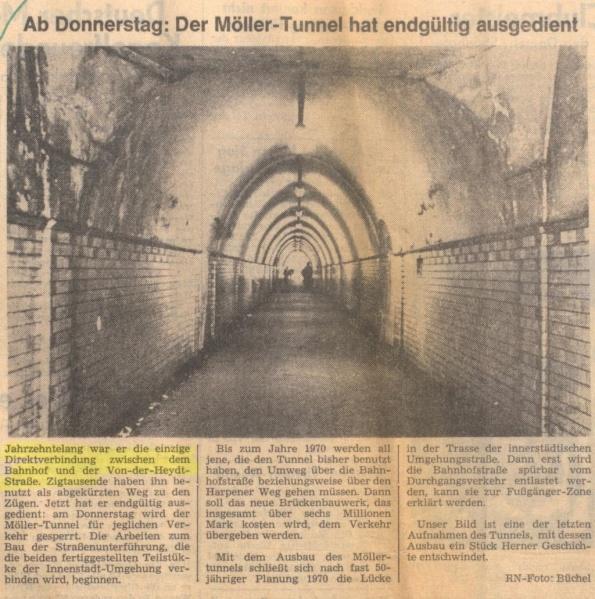 Datei:Möllertunnel, Ruhrnachrichten, 04.10.1967.jpg