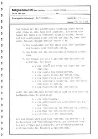 Tätigkeitsbericht 13