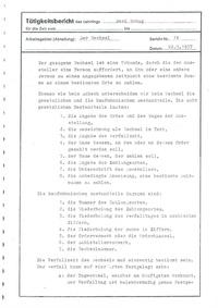 Tätigkeitsbericht 14