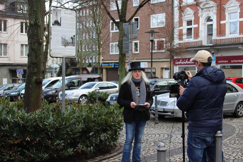 Datei:Videodreh Hohenzollern-Brunnen 02 Gerd Biedermann 20160115.JPG