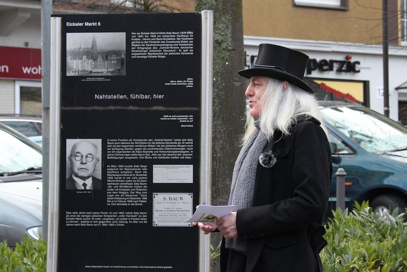 Datei:Videodreh Hohenzollern-Brunnen Gerd Biedermann 20160115.JPG