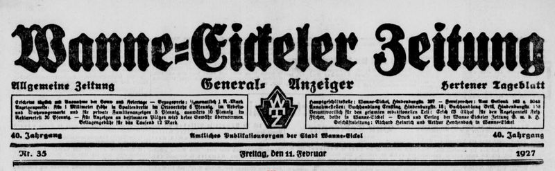 Wanne Eickeler Zeitung Kopf.jpg